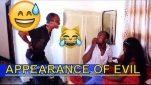 Video: KAPPEARANCE OF EVIL)   | Latest 2018 Nigerian Comedy